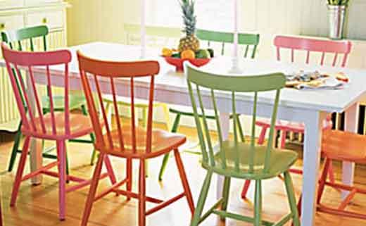 стулья кухня обновление