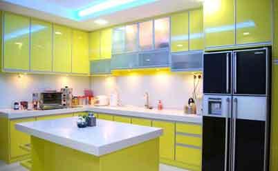 фасад мебели кухни