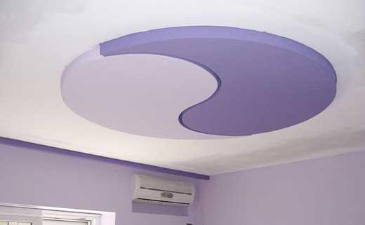 потолок инь-ян