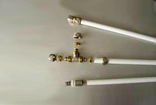 соединение пропиленовых труб