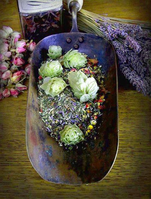 цветочный запах