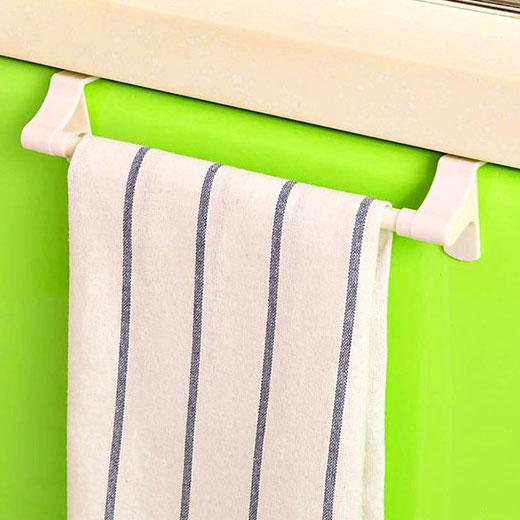 вешалка на шкафчик полотенца