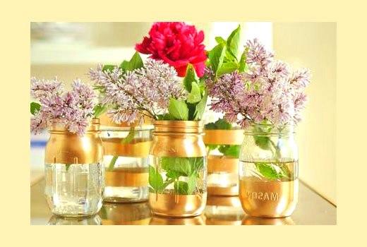 мини вазочки для цветов