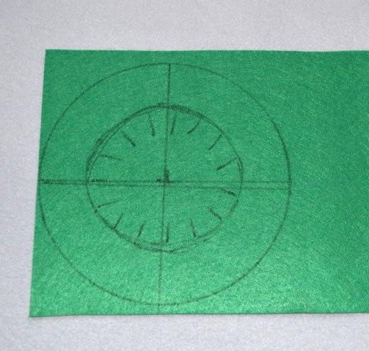 шаблон для головного цилиндра