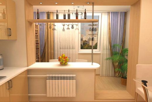 Идеи для маленьких кухонь - 27 фото - каталог статей на сайт.