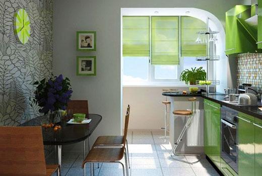 кухня_балкон
