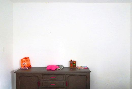 белая стена под разрисовку