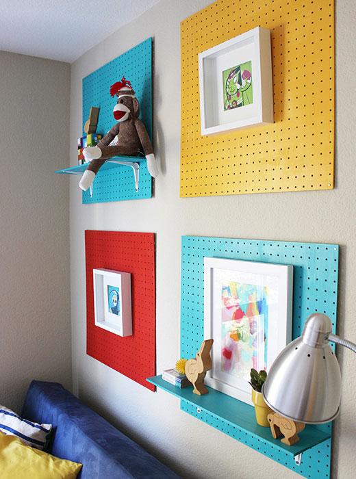 декоративные панели для детской