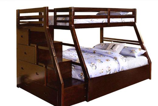 красивая двухъярусная кровать