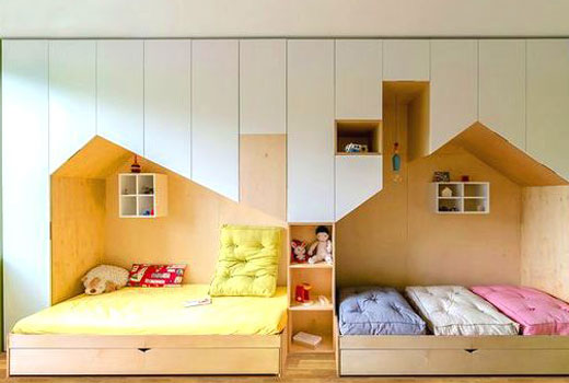 сказочные домики в детской