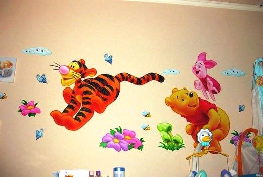 тигра стикер