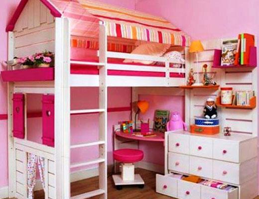 Домик со спальным местом