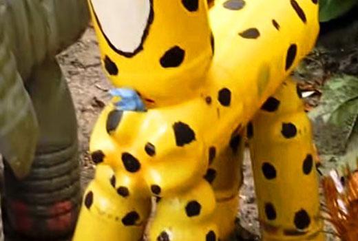 тело жирафа