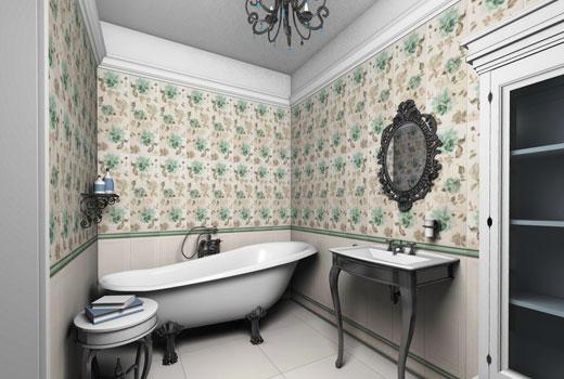 ванна интересной формы