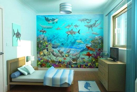 фотообои морские