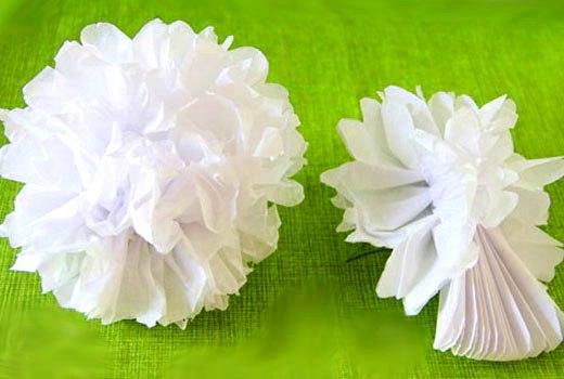 головка цветка гортензии