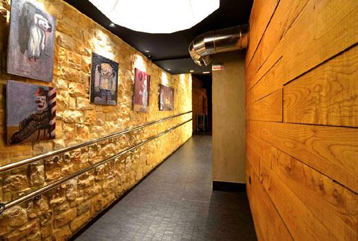 стена искусственный камень