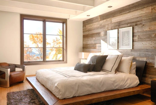 фото над изголовьем кровати