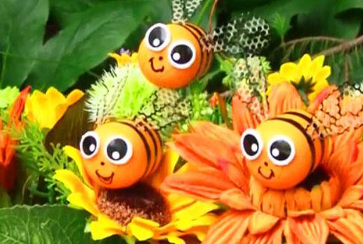пчелки киндер сюрприз
