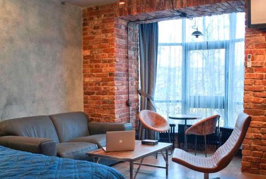 соединить гостиную с балконом