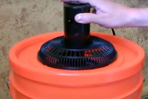 охлаждение воздуха самодельный кондиционер