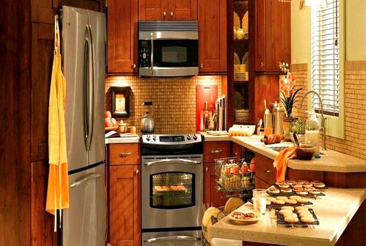 идеи мини кухни