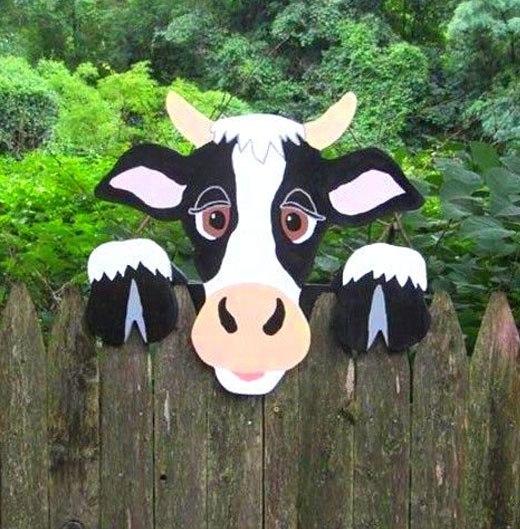 Коровка для сада_2