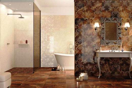 красивая плитка в ванную
