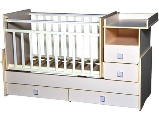 Кроватка для маленького ребенка
