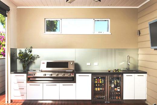 балконная кухня