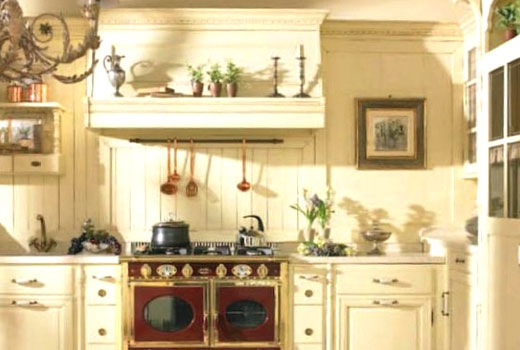 на кухне прованса