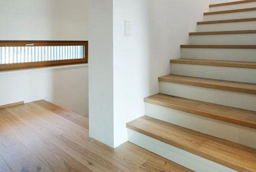 ламинатные ступени лестница