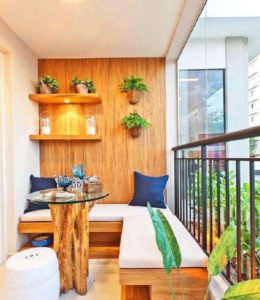 лежак для балкона