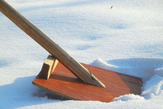 скребок для снега