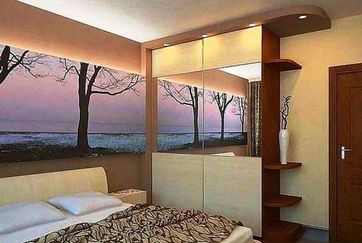 декоративные панели на стенах
