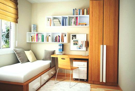 небольшая комната
