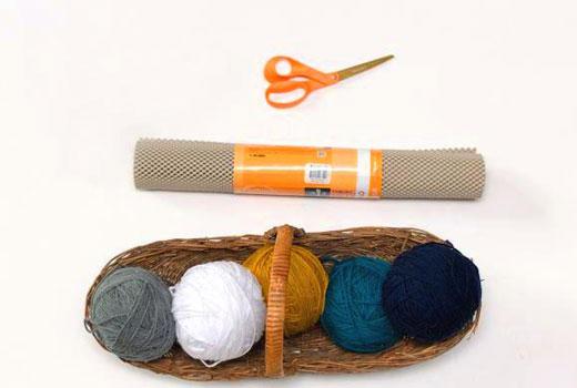 материалы для коврика