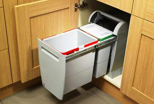 кухонный мусорный контейнер