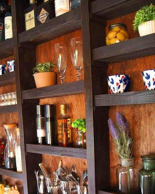 готовый кухонный шкафчик