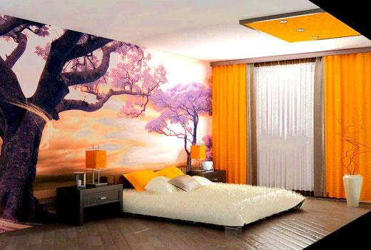 мебель с пальне японский стиль