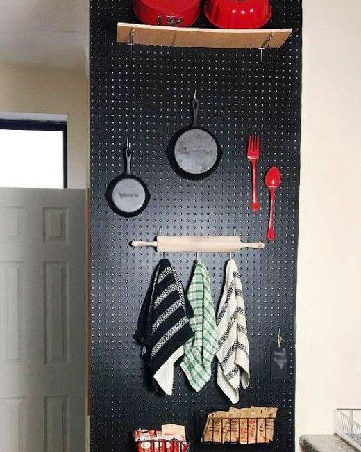 отдельностоящая кухонная панель