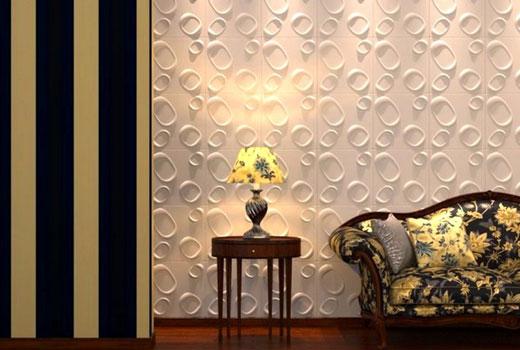 стеновые панели рельеф