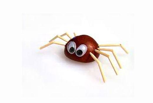паук хэллоуин