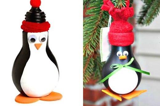 подвесные игрушки на новогоднюю елку