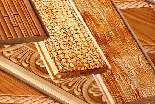 декоративная вагонка - деревянные панели