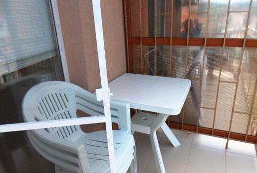 стол и стулья ПВХ