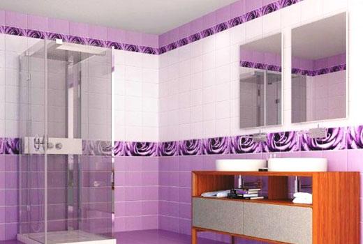 панели под плитку в ванную