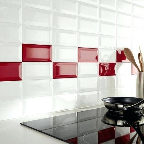 отделка рабочей зоны на кухне