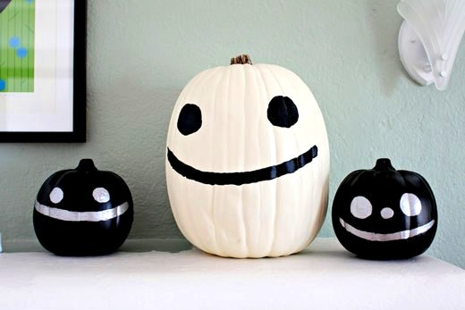 Тыква улыбка Хэллоуин