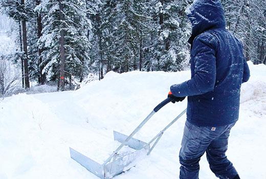 Снегоуборщик своими руками